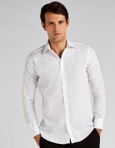 Men`s Slim Fit Business Shirt Long Sleeve