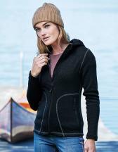 Ladies Hooded Aspen Jacket