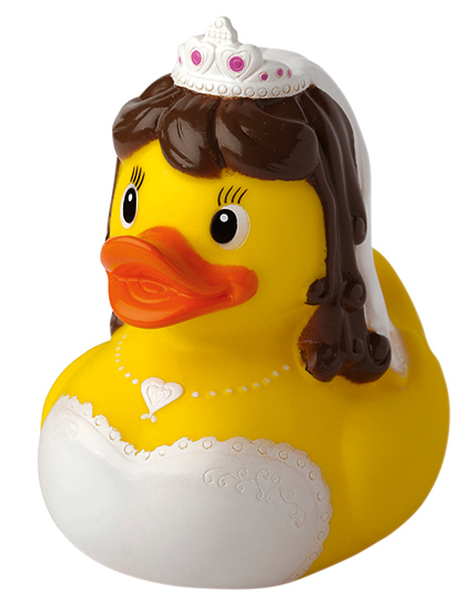 Quietsche-Ente Braut